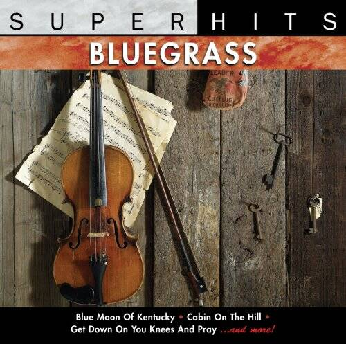 Various - Bluegrass Super Hits