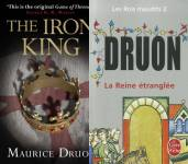 The The Accursed Kings Publication Order Book Series By