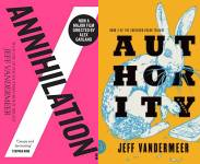 The Southern Reach Publication Order Book Series By