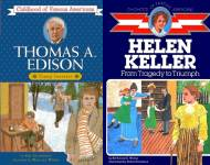 Childhood of Famous Americans Book Series