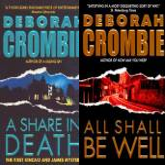 Duncan Kincaid & Gemma James Book Series