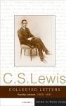 The The Collected Letters of C.S. Lewis Publication Order Book Series By  C S Lewis