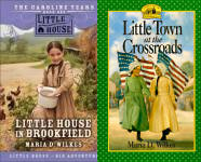 Little House: The Caroline Years Book Series