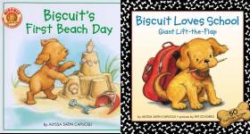 The More Biscuit Books Publication Order Book Series By  Alyssa Satin Capucilli
