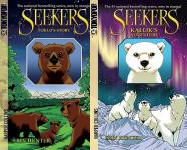 The Seekers Manga Publication Order Book Series By  Erin  Hunter