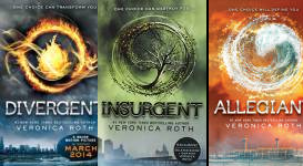 The Divergent Publication Order Book Series By  Veronica  Roth