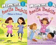 Young Amelia Bedelia - I Can Read! Book Series