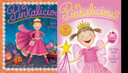 The Pinkalicious Publication Order Book Series By