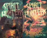 The Spirit Hunters Publication Order Book Series By  Ellen  Oh