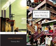 The Cannery Row Publication Order Book Series By  John  Steinbeck