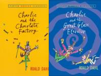 The Charlie Bucket Publication Order Book Series By  Roald  Dahl