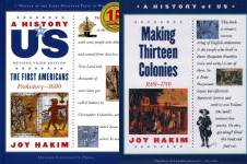 A History of US Book Series