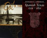 Clifton and Shirley Caldwell Texas Heritage Book Series