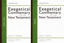 Zondervan Exegetical Commentary on The New Testament Book Series