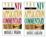 The NIV Application Commentary, New Testament Book Series