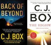 The The Highway Quartet Publication Order Book Series By  C J Box