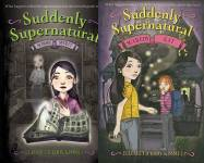 The Suddenly Supernatural Publication Order Book Series By