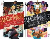 The The Magic Misfits Publication Order Book Series By  Neil P Harris