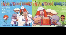 The Invention Hunters Book Series
