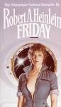 The Friday Publication Order Book Series By  Robert A Heinlein
