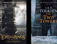 The The Lord of the Rings Publication Order Book Series By  J R Tolkien