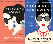 The Crazy Rich Asians Publication Order Book Series By  Kevin  Kwan