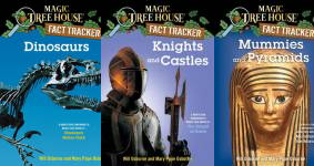 The Magic Tree House Fact Tracker  Publication Order Book Series By   Mary Pope Osborne