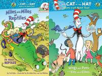 The The Cat in the Hat's Learning Library Publication Order Book Series By  Bonnie  Worth
