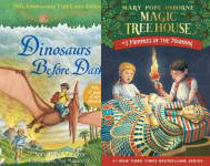 The Magic Tree House Publication Order Book Series By   Mary P Osborne