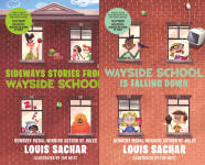 The Wayside School Publication Order Book Series By  Louis  Sachar