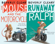 The Ralph S. Mouse Publication Order Book Series By  Beverly  Cleary