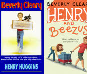 The Henry Huggins Publication Order Book Series By  Beverly  Cleary
