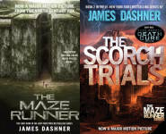 The The Maze Runner Publication Order Book Series By  James  Dashner