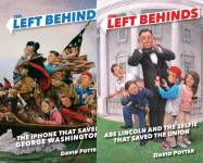 The The Left Behinds Publication Order Book Series By   David  Potter