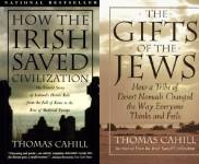 The The Hinges of History Publication Order Book Series By  Thomas  Cahill