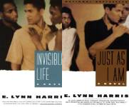 The Invisible Life Publication Order Book Series By  E Lynn Harris