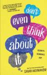 The Don't Even Think About It Publication Order Book Series By