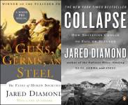 The Civilizations Rise and Fall Publication Order Book Series By  Jared  Diamond