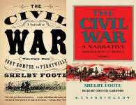 The The Civil War Publication Order Book Series By  Shelby  Foote