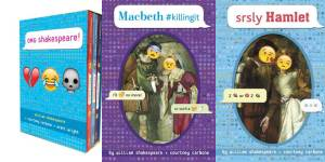 The OMG Shakespeare Publication Order Book Series By  William  Shakespeare