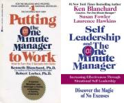 The One Minute Manager Publication Order Book Series By  Ken  Blanchard