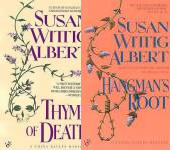The China Bayles Publication Order Book Series By  Susan W Albert