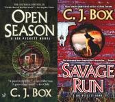 The Joe Pickett Publication Order Book Series By  C J Box