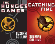 The The Hunger Games Publication Order Book Series By  Suzanne  Collins