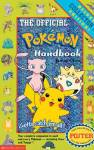 The The Official Pokemon Handbook Publication Order Book Series By  Maria S Barbo