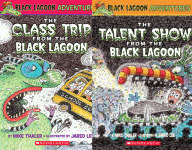 The Black Lagoon Adventures Publication Order Book Series By  Mike  Thaler