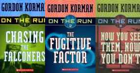 The On The Run  Publication Order Book Series By   Gordon  Korman