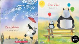 The Zen Publication Order Book Series By  Jon J Muth