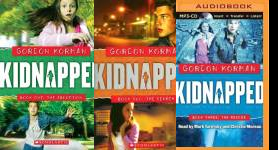 The Kidnapped Publication Order Book Series By  Gordon  Korman