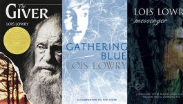 The The Giver Publication Order Book Series By  Lois  Lowry